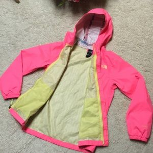 North Face Hyvent waterproof shell -new Condition